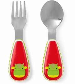 Skip Hop ZOO Utensil Set - Dragon