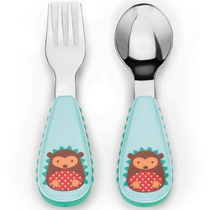 Skip Hop ZOO Utensil Set - Hedgehog