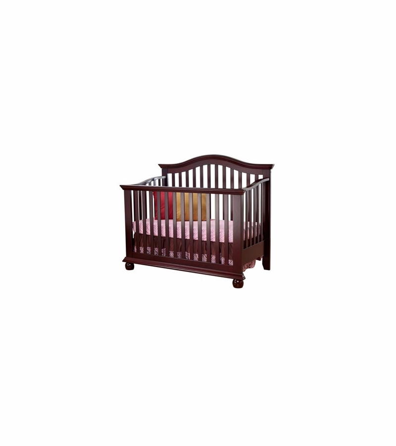 Sorelle Vista 3 Piece Nursery Set In Espresso Crib 5 Drawer