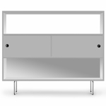 Spot On Square Alto Bookshelf - White