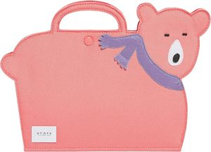 State Bags Harbor Artfolio Art Set - Coral Multi