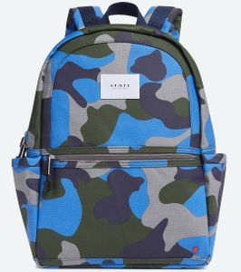 State Bags Kane Backpack Diaper Bag - Camo