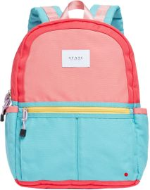 State Bags Kane Backpack Diaper Bag Diaper Bag - Pink/Mint