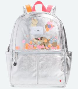 State Bags Kane Backpack Diaper Bag - Sequin