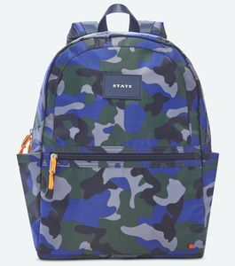 State Bags Kane Kids Backpack - Camo