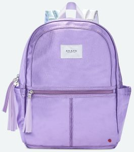 State Bags Kane Kids Backpack - Purple Multi