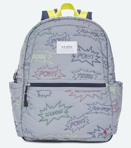 State Bags Kane Kids Backpack - Quilting