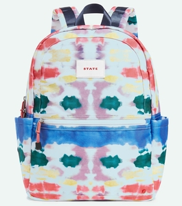 State Bags Kane Kids Backpack - Tie Dye