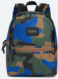 State Bags Mini Kane Kid Backpack - Camo