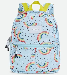 State Bags Mini Kane Kid Backpack - Rainbows