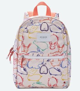 State Bags Mini Kane Kids Backpack - Bunnies