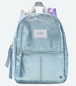 State Bags Mini Kane Kids Backpack - Mint Multi