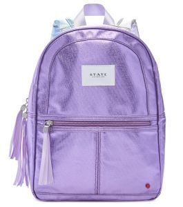 State Bags Mini Kane Kids Backpack - Purple Multi