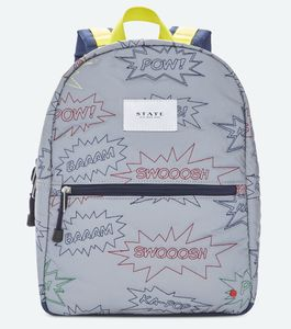 State Bags Mini Kane Kids Backpack - Quilting