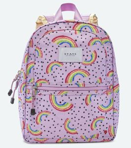 State Bags Mini Kane Kids Backpack - Rainbow