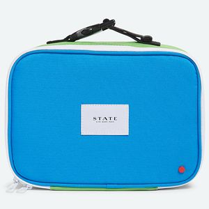 State Bags Rodgers Lunch Box - Black/Green