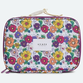 State Bags Rodgers Lunch Box - Ikat Floral