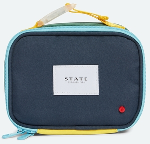 State Bags Ryder Snack Pack - Green/Navy