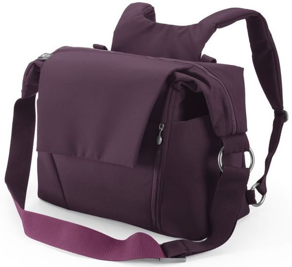Stokke Changing Bag - Purple