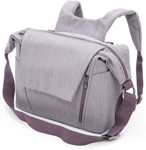 Stokke Changing Bag - Brushed Lilac