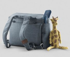 Stokke Changing Bag - Nordic Blue