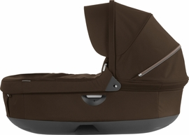 Stokke Trailz & Crusi Carrycot - Brown