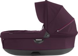 Stokke Trailz & Crusi Carrycot - Purple