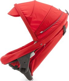 Stokke Crusi Sibling Seat - Red