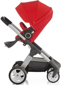 Stokke Crusi Stroller - Red