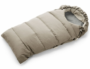 Stokke Down Sleeping Bag - Bronze Brown