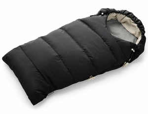 Stokke Down Sleeping Bag - Onyx Black
