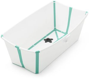 Stokke Flexi Bath - White Aqua