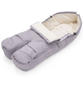 Stokke Footmuff - Brushed Lilac
