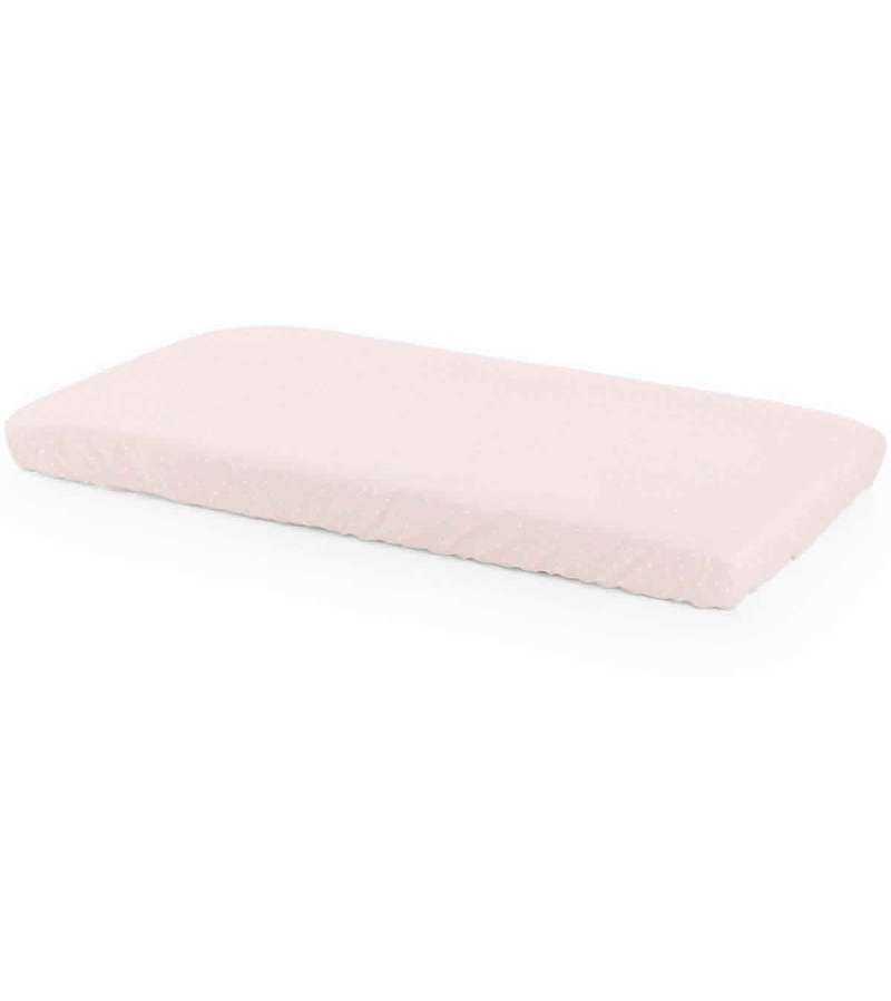 Stokke Home Bed Ed Sheets Set Of 2 Pink Bee