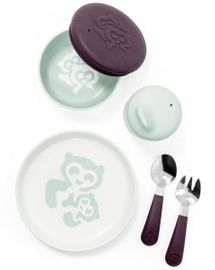 Stokke Munch Everyday Mealtime Set - Soft Mint