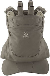 Stokke MyCarrier Back-Only Baby Carrier - Brown