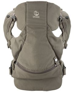 Stokke MyCarrier Front-Only Baby Carrier - Brown