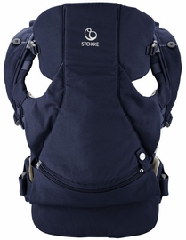 Stokke MyCarrier Front-Only Baby Carrier - Deep Blue