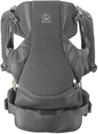 Stokke MyCarrier Front-Only Baby Carrier - Green Mesh