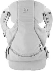 Stokke MyCarrier Front-Only Baby Carrier - Grey