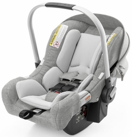 Stokke Pipa Infant Car Seat by Nuna - Grey Melange