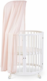Stokke Sleepi Canopy by Pehr - Blush