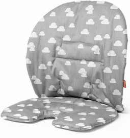 Stokke Steps Baby Set Cushion - Grey Clouds