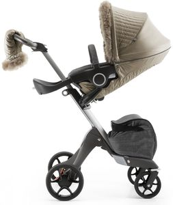 Stokke Stroller Winter Kit - Bronze Brown