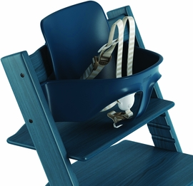 Stokke 2019 Tripp Trapp Baby Set - Midnight Blue