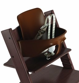 Stokke 2019 Tripp Trapp Baby Set - Walnut Brown