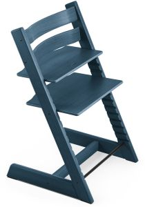 Stokke Tripp Trapp Chair - Midnight Blue