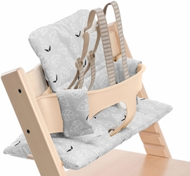 Stokke Tripp Trapp Cushion - Grey Leaf
