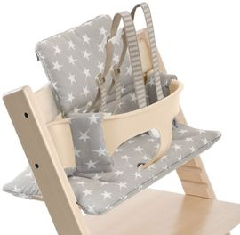 Stokke Tripp Trapp Cushion in Grey Star