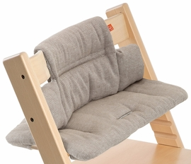 Stokke Tripp Trapp Cushion in Hazy Tweed
